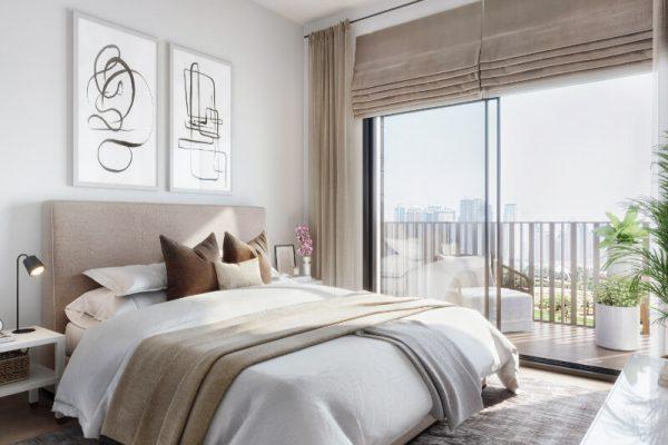 Ellington_The Sloane by BH_Interior Visual_Bedroom