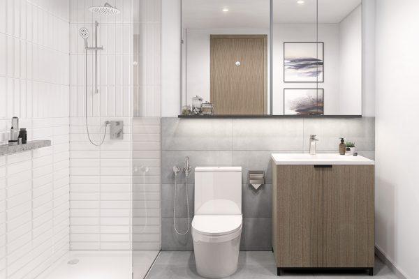Ellington_Belgravia Heights II_Interior Visual_Master Bathroom