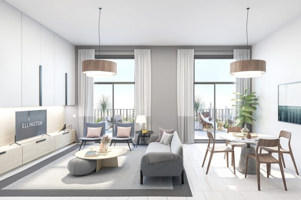 Ellington_Belgravia Heights I_Interior Visual_Apartment Living  Dining