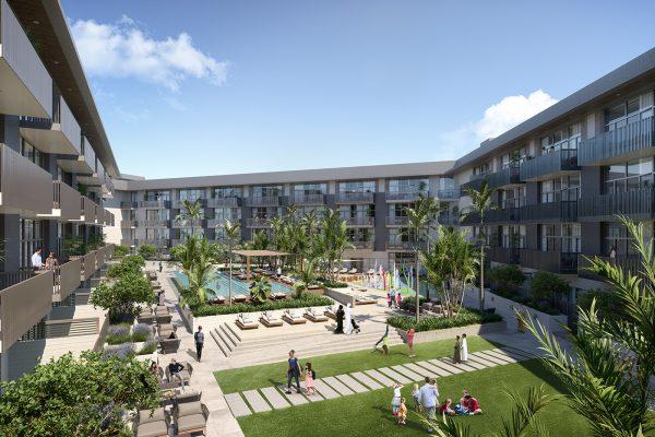Ellington_Belgravia III_External Visual_Courtyard 04