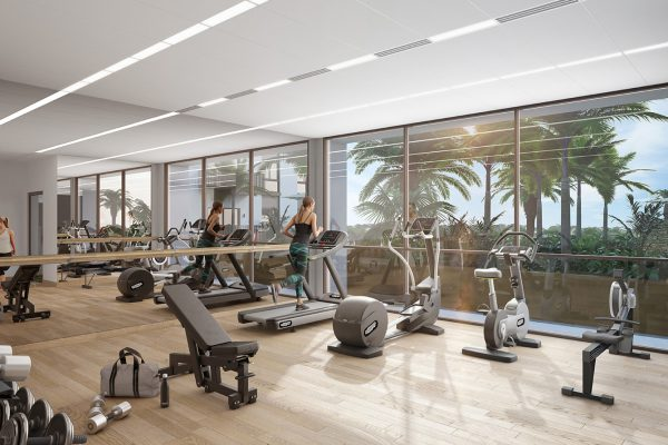 Ellington_Belgravia III_Interior Visual_Fitness Studio