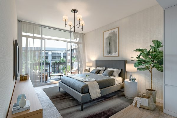Ellington_Belgravia III_Interior Visual_Master Bedroom