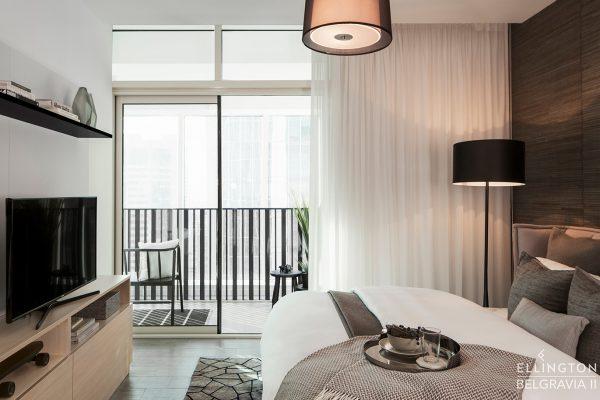 Ellington_Belgravia II_Model Suite_Bedroom 3