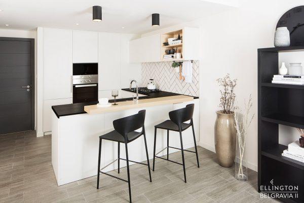 Ellington_Belgravia II_Model Suite_Kitchen 2