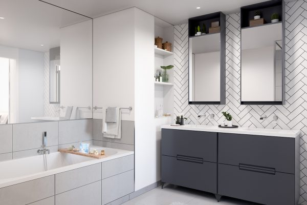 Ellington_Belgravia II_Townhouse Bathroom