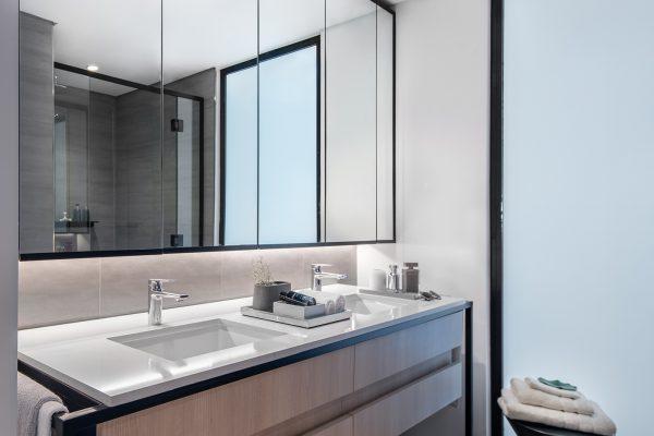 Wilton park - Model Suite - Bathroom