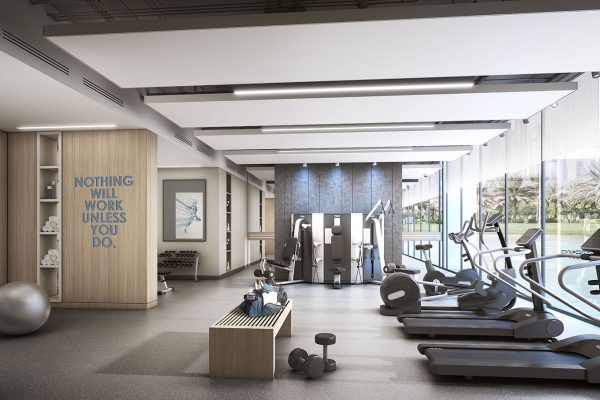 Wilton Terraces_Gym
